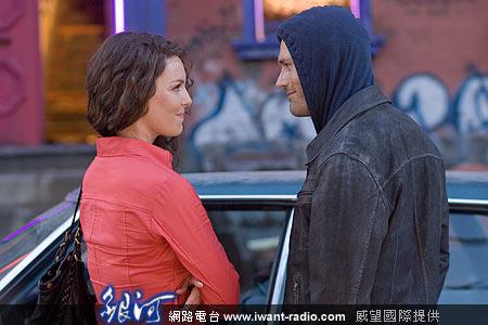 与她对戏的男主角杰森欧玛拉jason
