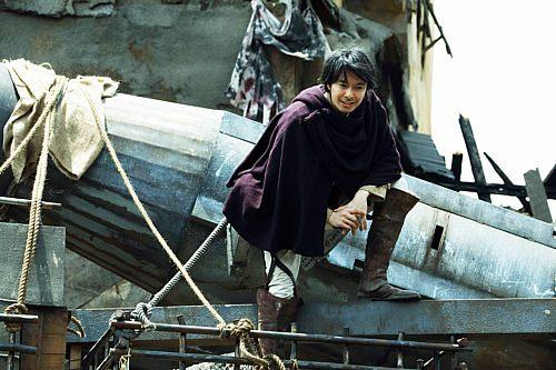 主要的电视剧作品则有【木更津猫眼】(02)丶【东京铁塔:老妈和我