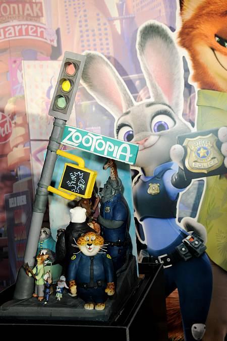 迪士尼最新原创作品《动物方城市》欢迎您莅临