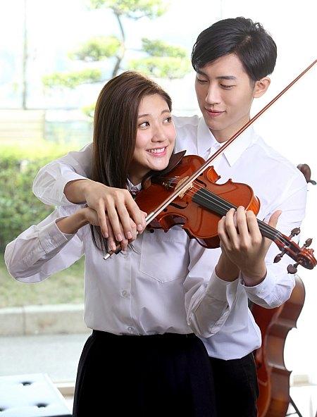 卡农小提琴吉他谱子