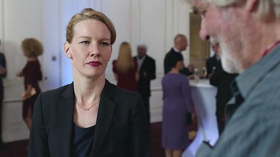 桑德拉惠勒2004年从舞台剧转战电影,首部作品是德国名导汉斯史密德图片